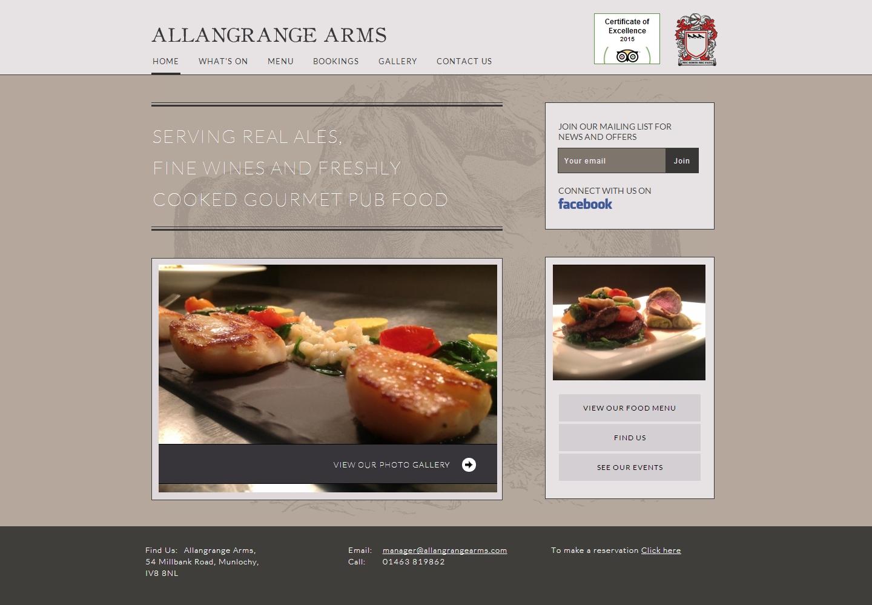 allangrangearms.com