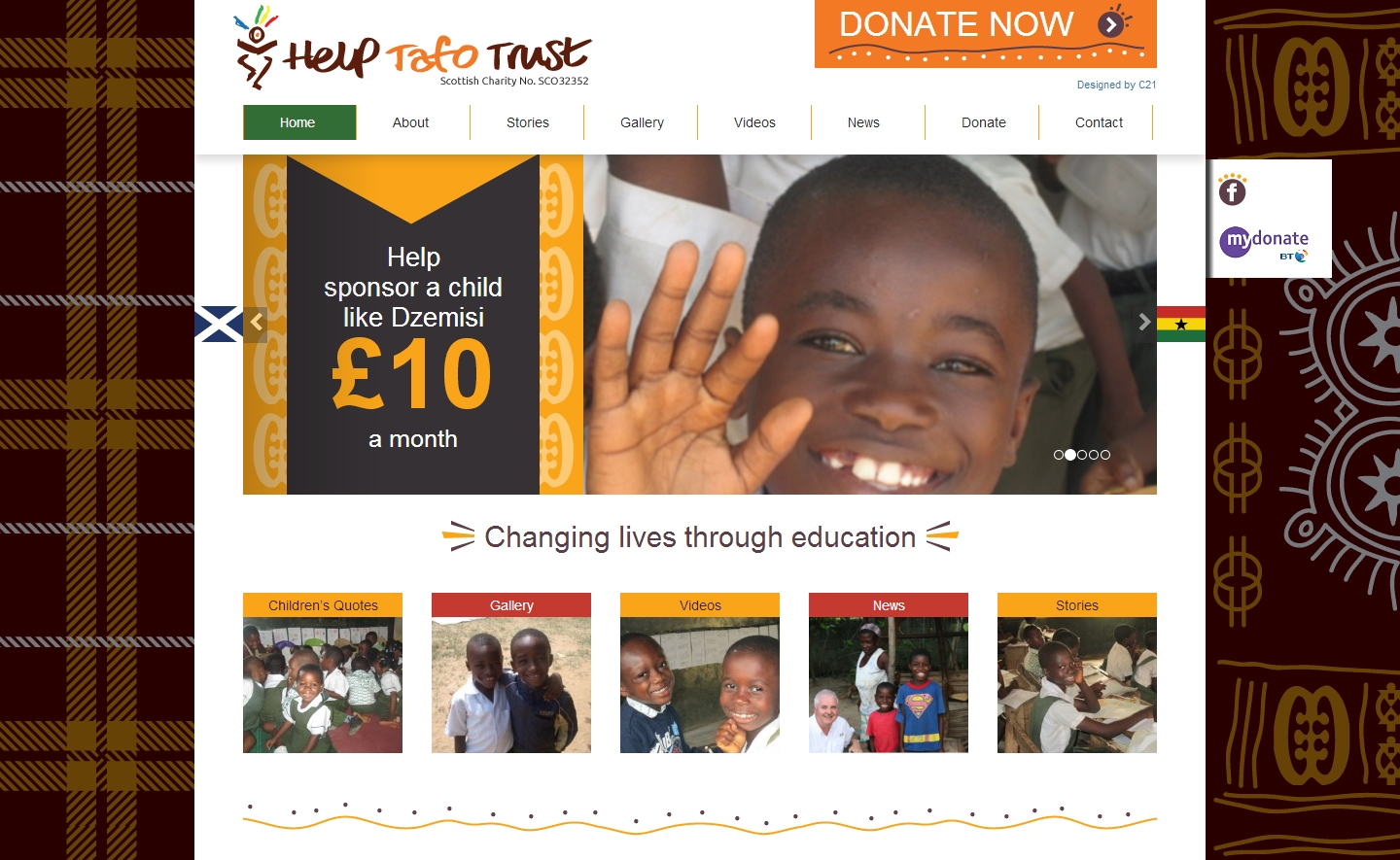 helptafotrust.co.uk